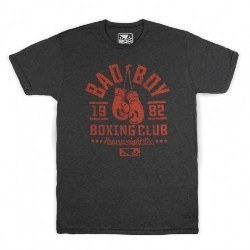 ФУТБОЛКА BAD BOY BOXING CLUB BLACK/RED