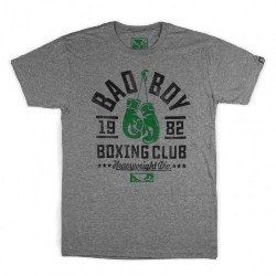 ФУТБОЛКА BAD BOY BOXING CLUB GREY/BLACK