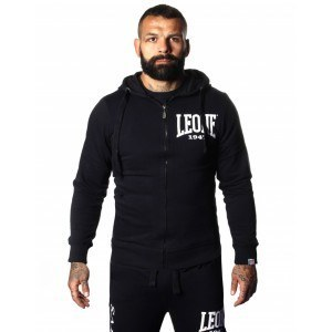 СПОРТИВНАЯ КОФТА LEONE LEGIONARIVS FLEECE BLACK