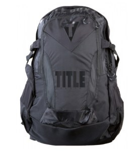 Рюкзак TITLE BLACK® Besieged Back Pack  ( BKBAG1 )